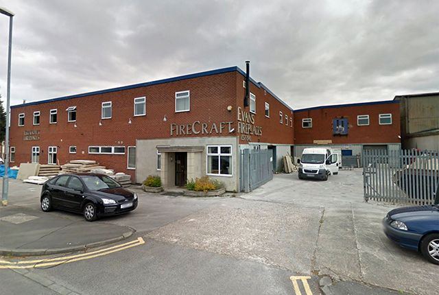 Thumbnail Light industrial for sale in Fleming Road, Hinckley