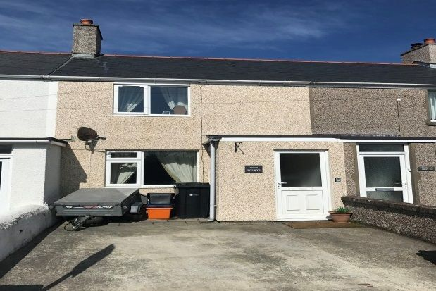 Thumbnail Property to rent in Tynlon, Holyhead
