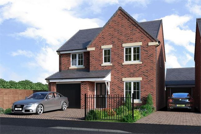 """Thumbnail Detached house for sale in """"Hazlewood"""" at Higher Road, Halewood, Liverpool"""