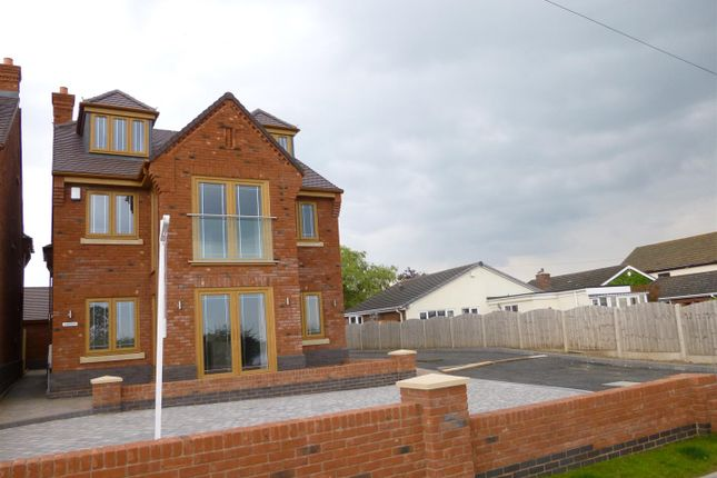 Thumbnail Detached house for sale in Park Gate Road, Rugeley