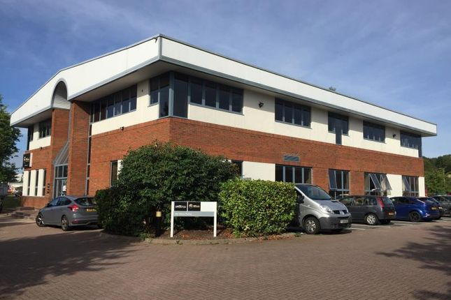 Thumbnail Office to let in First Floor Suite, Ryderheath House, 18B, Meridian East, Meridian Business Park, Leicester