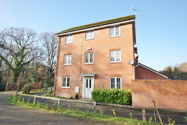 Thumbnail Detached house for sale in Eliot Close, Whiteley, Fareham