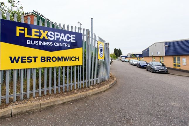 Thumbnail Light industrial to let in Middlemore Road, West Bromwich
