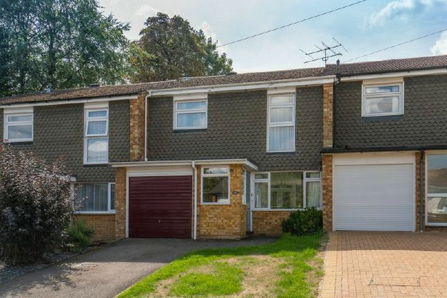 Thumbnail Terraced house to rent in St. Nicholas Close, Little Chalfont, Amersham
