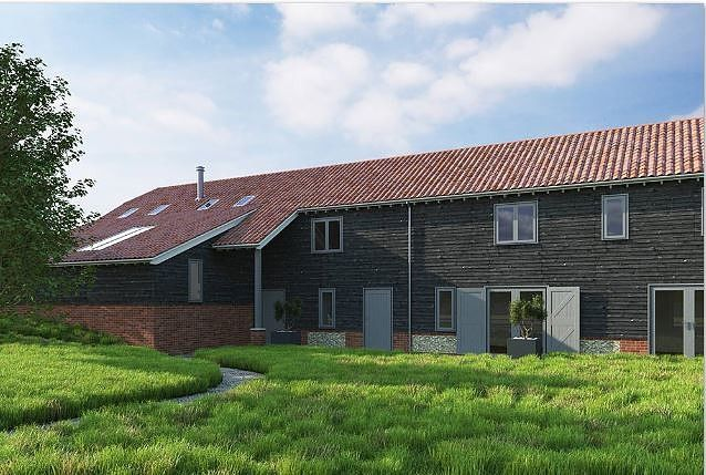 Thumbnail Semi-detached house for sale in Spring Farm Barns, Goring On Thames