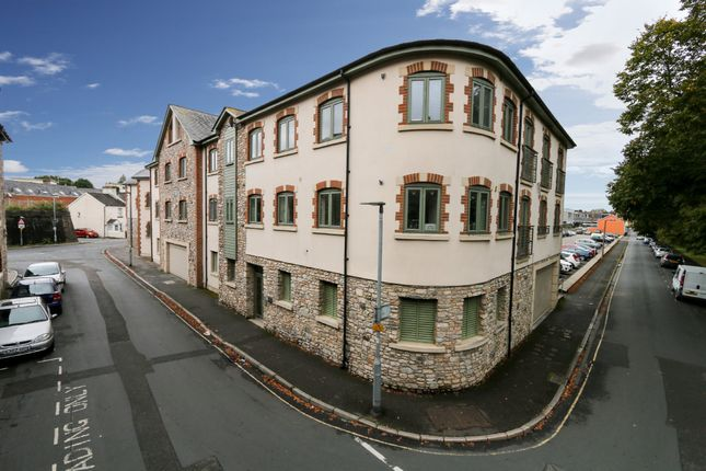 Thumbnail Flat for sale in Teign Road, Newton Abbot