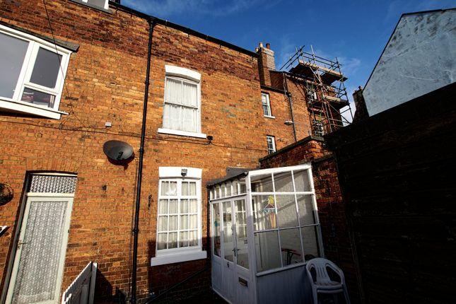 Thumbnail End terrace house for sale in West Sandgate Terrace, Scarborough