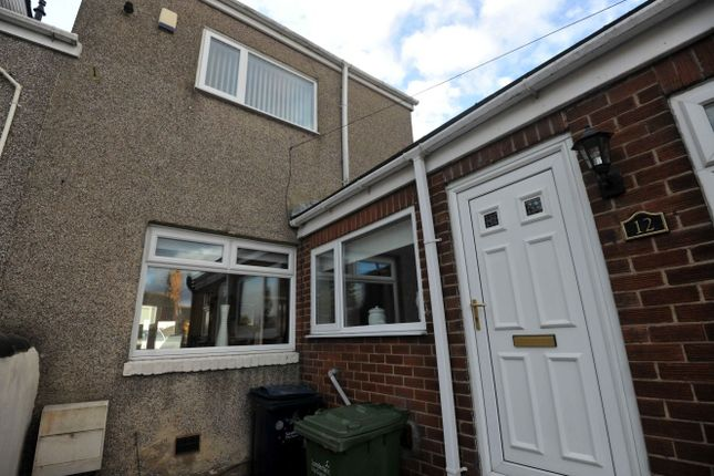 Thumbnail Terraced house for sale in Walter Terrace, Easington Lane, Houghton Le Spring
