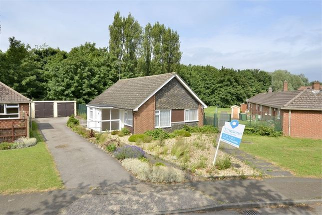 Thumbnail Detached bungalow for sale in Rockingham Road, Corby, Northamptonshire