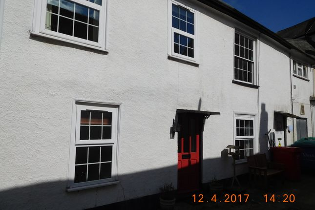 Thumbnail Terraced house to rent in Central Place, Honiton