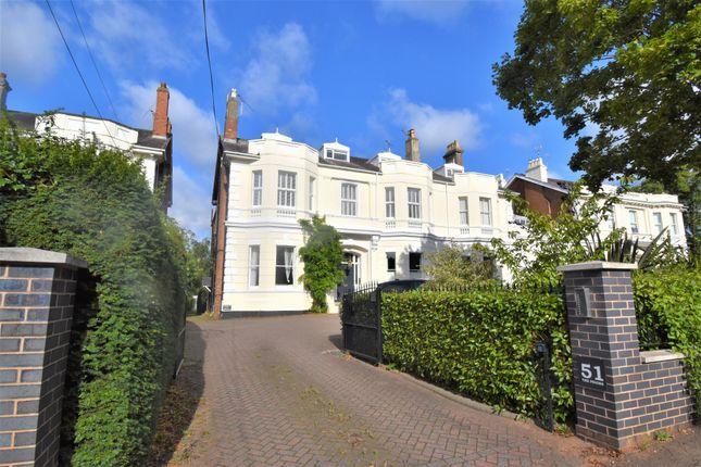 Thumbnail Flat for sale in Lillington Road, Leamington Spa