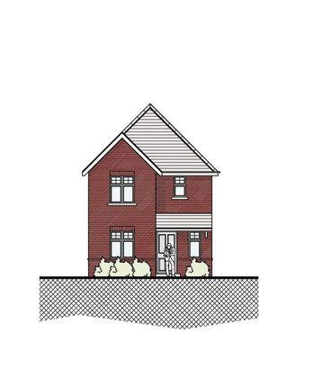 Thumbnail Detached house for sale in Cavan Crescent, Poole