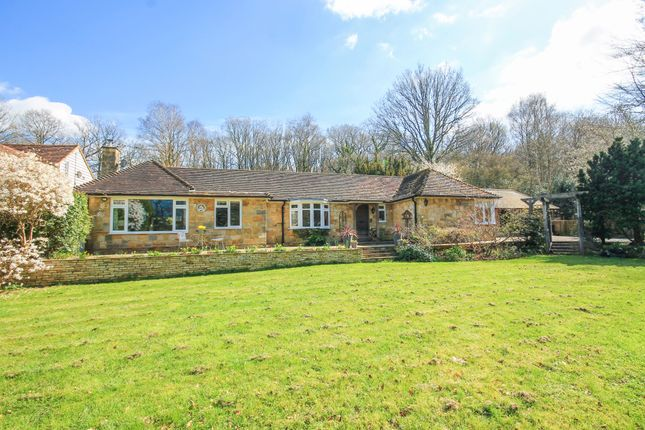 Thumbnail Detached bungalow for sale in Marsh Green, Colemans Hatch, Hartfield