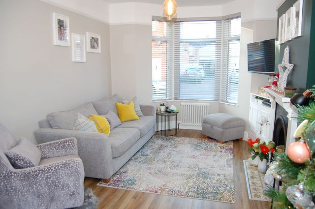 Lounge Area of Clarke Road, Abington, Northampton NN1