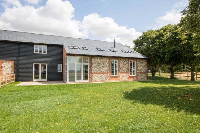 Thumbnail Barn conversion for sale in Hall Lane, Great Chishill, Royston