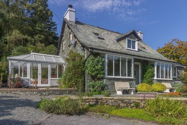 Thumbnail Detached house for sale in Three Ways, Hazelrigg Lane, Newby Bridge