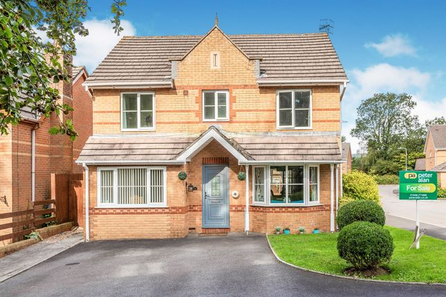 Thumbnail Detached house for sale in Cwrt Yr Eos, Margam Park, Port Talbot