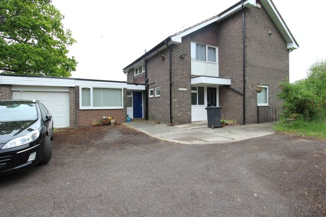Thumbnail Detached house to rent in Whiston Rectory, Doles Lane, Rotherham