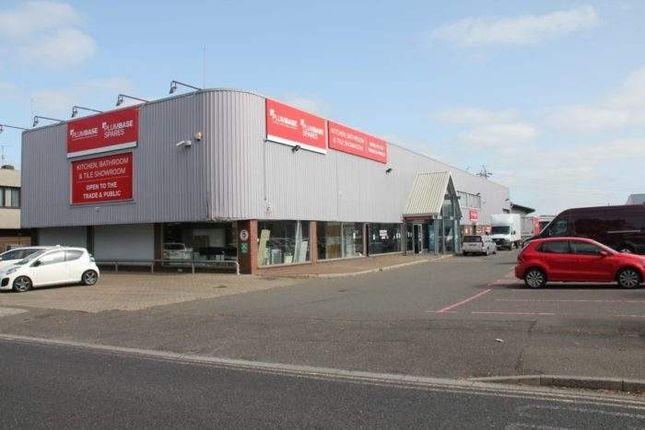Thumbnail Light industrial to let in Former Plumbase, Lenton Lane, Nottingham