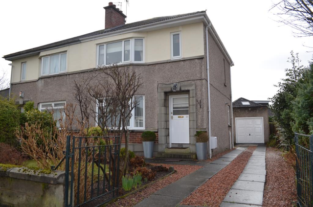 Thumbnail Property to rent in 121 Newtyle Road, Ralston, Paisley, 3Lb
