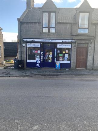 Retail premises for sale in Station Road, Ellon