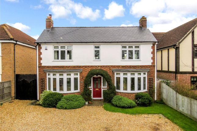 Detached house for sale in Great North Road, Eaton Ford, St. Neots, Cambridgeshire