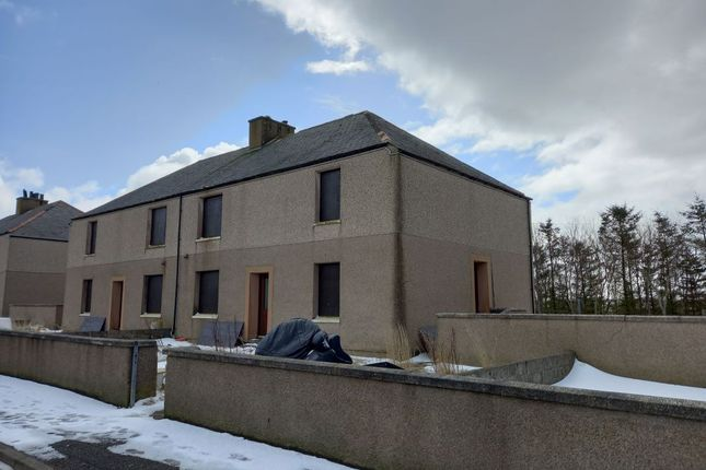 2 bed flat for sale in 36 Kennedy Terrace, Wick, Caithness KW1