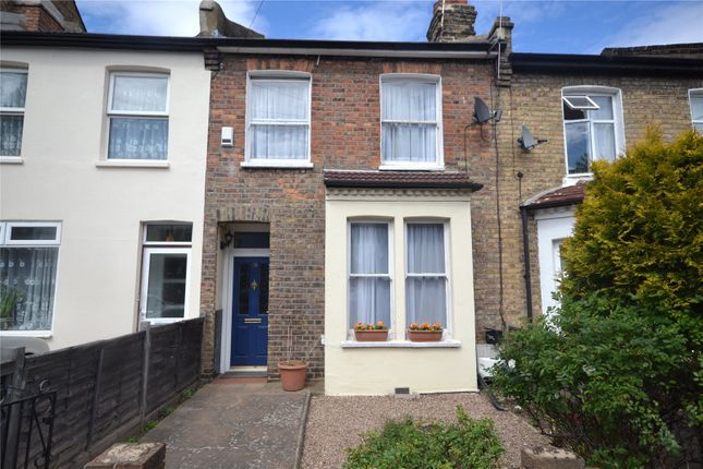 Thumbnail Terraced house for sale in Thorold Road, Bowes Park, London