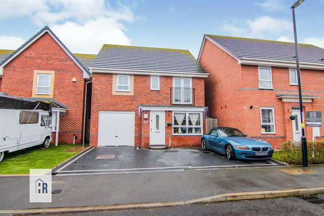 4 bed detached house for sale in Amelia Crescent, Coventry CV3