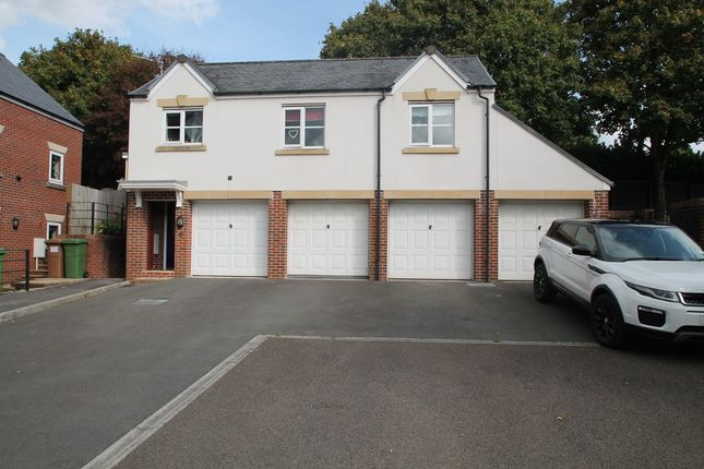 Thumbnail Detached house for sale in Vanguard Close, Manadon, Plymouth