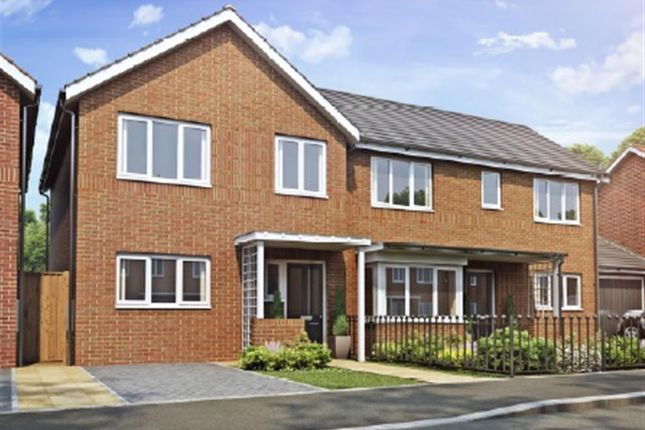 Thumbnail Detached house for sale in Perry Meadows, Tulip Close, Perry Common, Birmingham