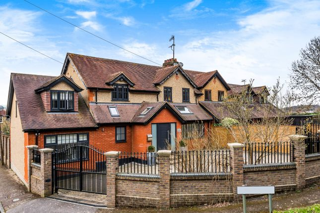 Thumbnail Semi-detached house for sale in Forest Close, High Beech, Essex