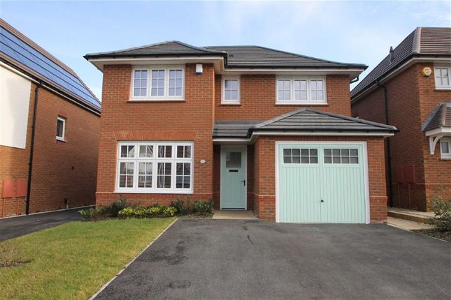 Thumbnail Detached house for sale in Bill Thomas Way, Rowley Regis