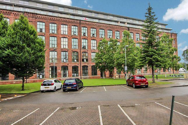 3 bed flat for sale in Flat, Victoria Mill, Houldsworth Street, Reddish, Reddish, Stockport SK5