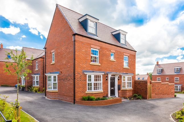 """Thumbnail Detached house for sale in """"Hertford"""" at Callow Hill Way, Littleover, Derby"""