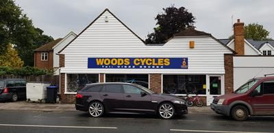 Thumbnail Retail premises for sale in Woods Cycles, North Street, Headcorn
