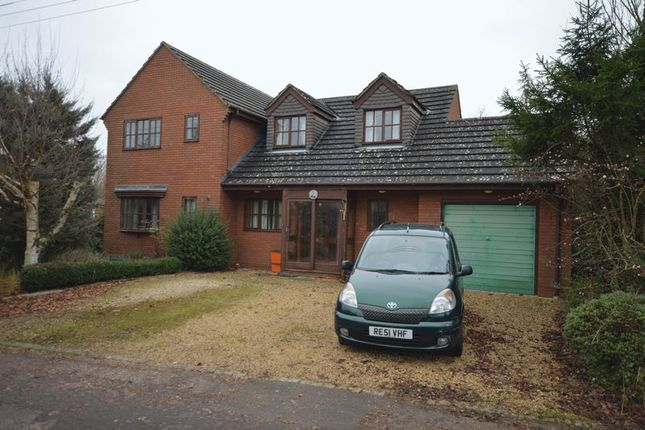 Thumbnail Detached house for sale in Chapel Lane, South Marston, Swindon