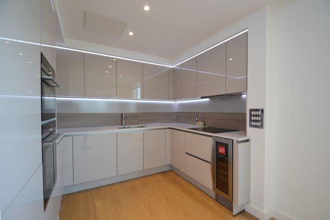 Kitchen of Holland Park Avenue, London W11