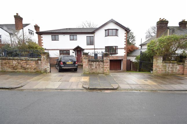 4 bed detached house for sale in Abbey Road, West Kirby, Wirral