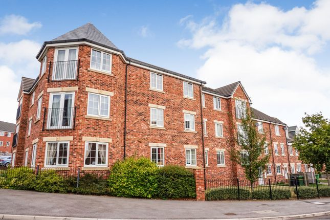 Thumbnail Flat for sale in New Forest Way, Middleton