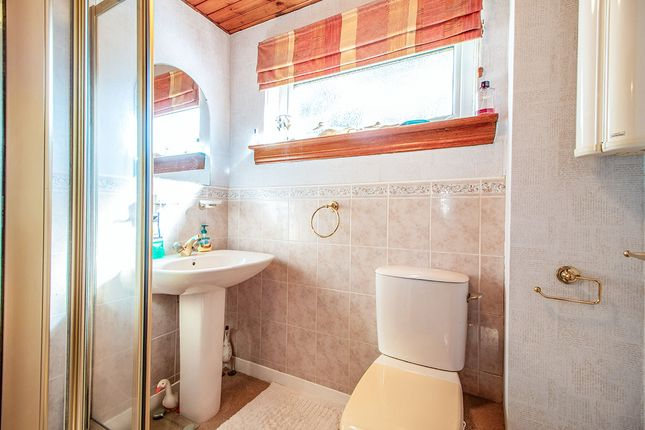 Shower Room of Strathaird Place, Dundee, Angus DD2