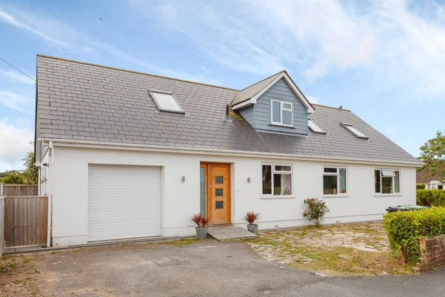 Thumbnail Detached house for sale in Merlin Way, Christchurch, Dorset