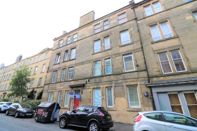 Thumbnail 1 bed flat to rent in Wardlaw Street, Edinburgh