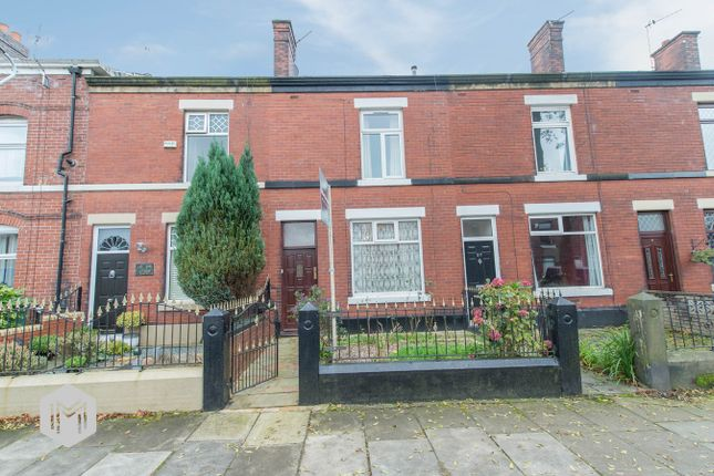 Thumbnail Terraced house for sale in Nipper Lane, Whitefield, Manchester
