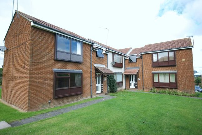 Thumbnail Flat to rent in Lydford Court, Newcastle Upon Tyne