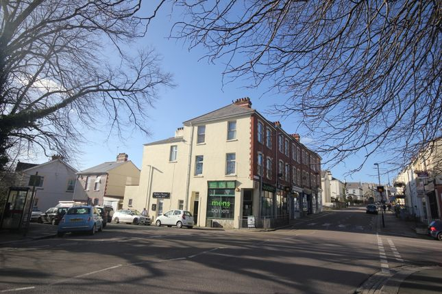 Thumbnail Flat to rent in Molesworth Road, Stoke, Plymouth