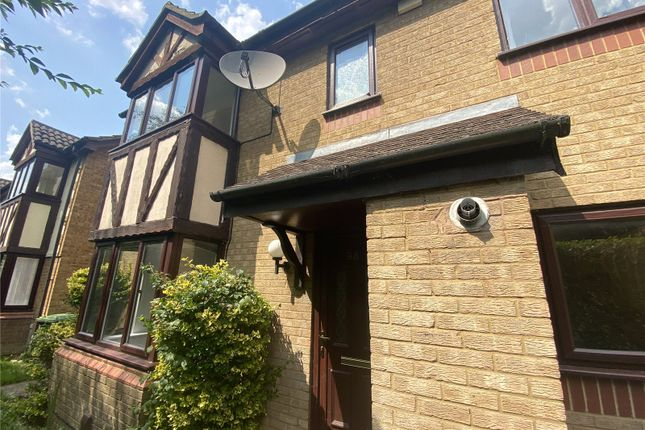 Thumbnail Detached house to rent in Lindisfarne Close, Eynesbury, St. Neots