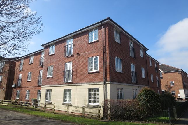 Thumbnail Flat for sale in Trent Bridge Close, Trentham, Stoke-On-Trent