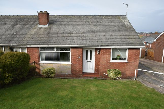 Thumbnail Semi-detached bungalow to rent in Redoak Avenue, Barrow-In-Furness