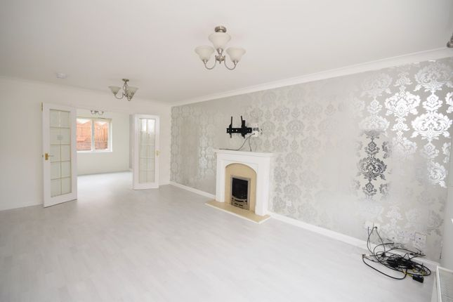 Thumbnail Detached house for sale in Kirkandrews Place, Chapelhall, Airdrie